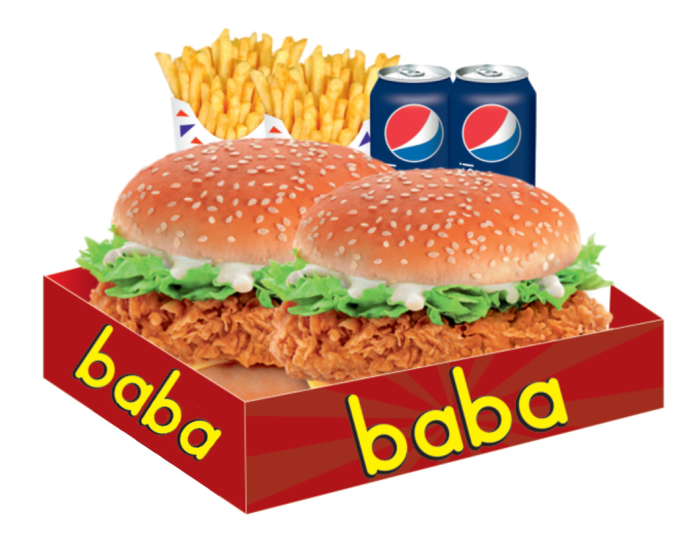 Baba Box Meal