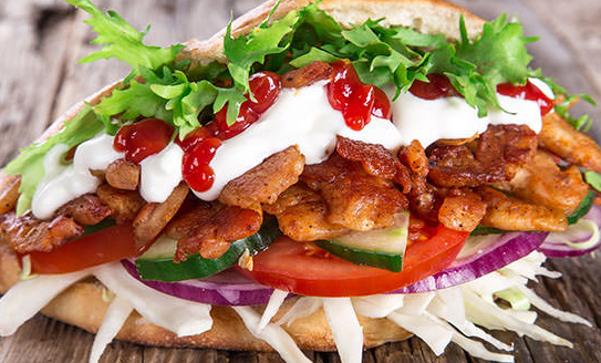 Chicken Doner